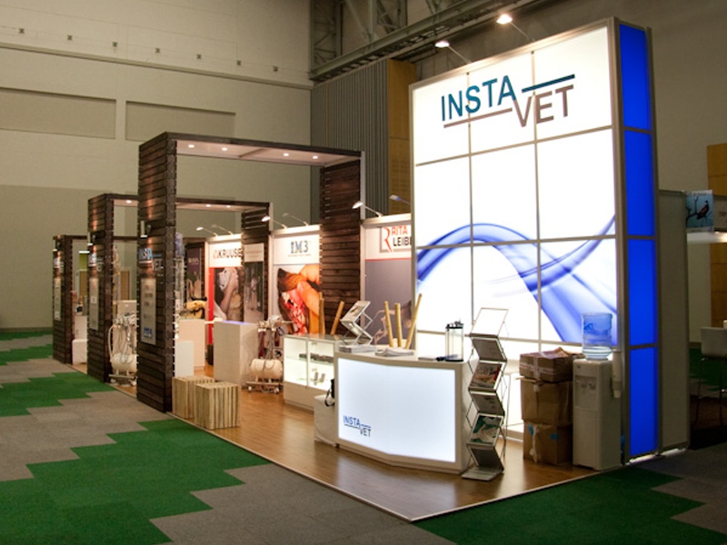 Exhibition Stand Rental Cape Town : Instavet world vet congress cticc octanorm