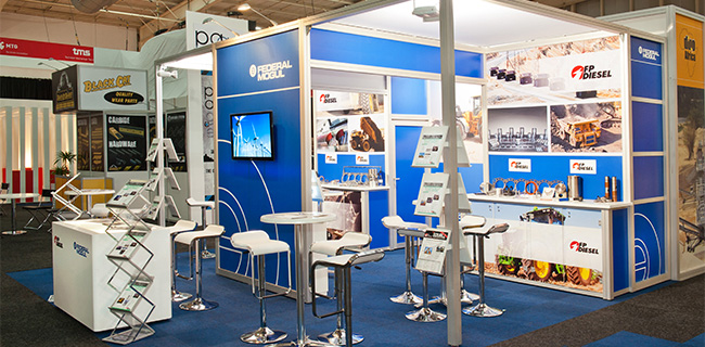 Exhibition Booth En Espanol : Briefing in your next exhibition stand part