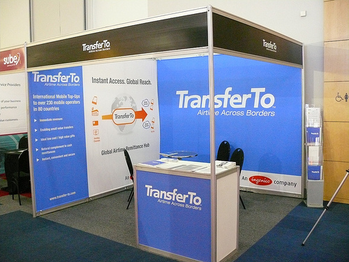 Simple Exhibition Stall : Trade show booths choosing the right one for your brand