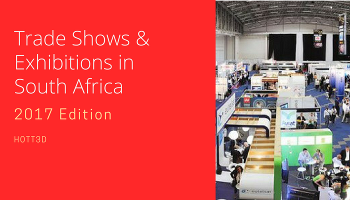 Trade Shows & Exhibitions in South Africa