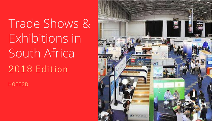 The Biggest Trade Shows & Exhibitions in South Africa