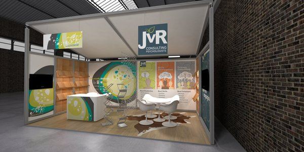 JVR Expo Stand South Africa 1