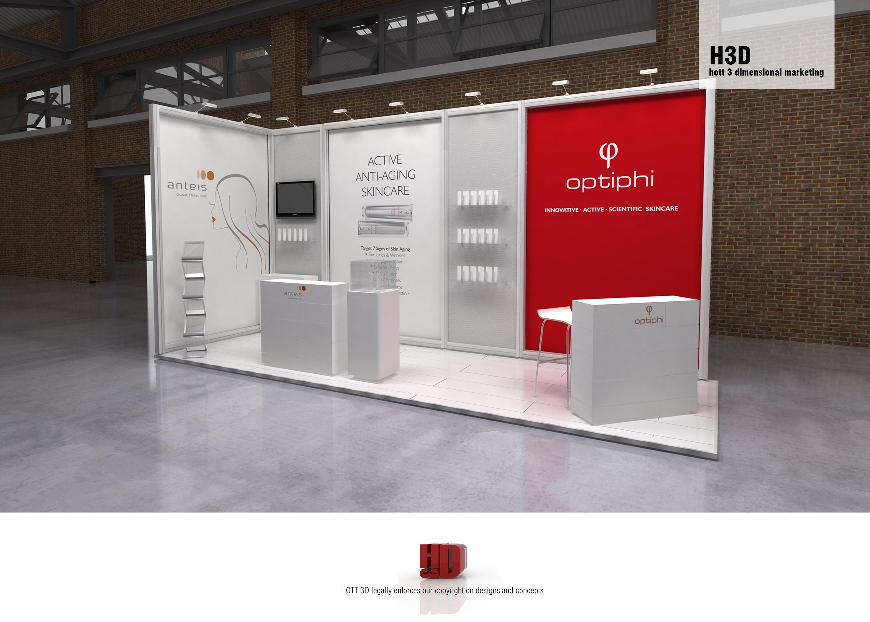 Small Exhibition Stand Lighting : Exhibition design optiphi and leenyx world congress of