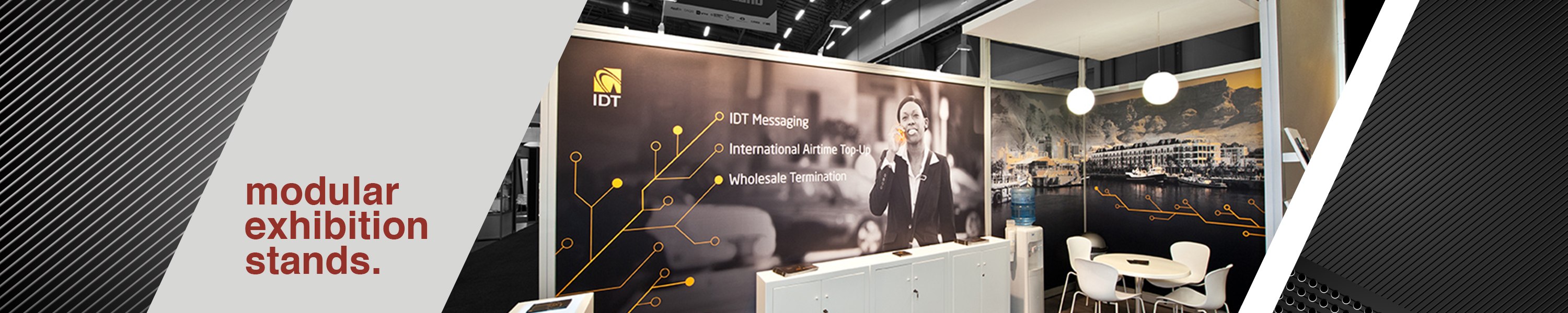 Modular Exhibition Stands Out : Hott d exhibition stands