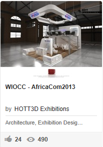 WIOCC - Exhibition stands