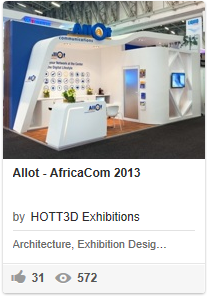 allot - Exhibition stands
