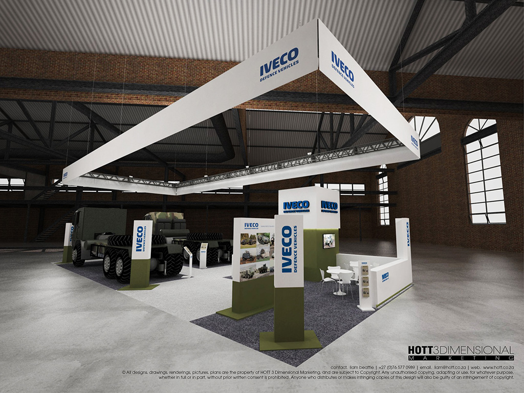 Exhibition Stand Rota : Preparing your next exhibition strategy