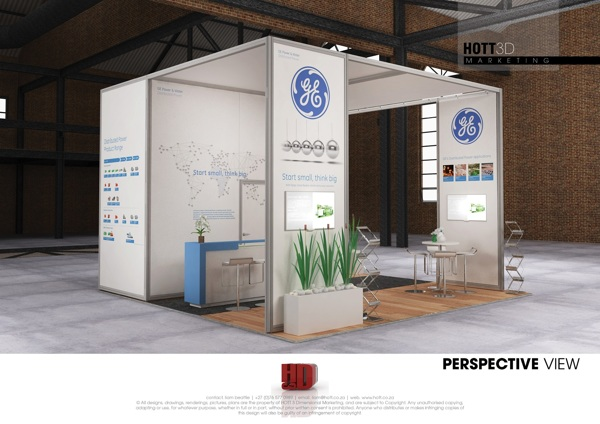 General Electric - PowerGen Africa 2014 by HOTT3D