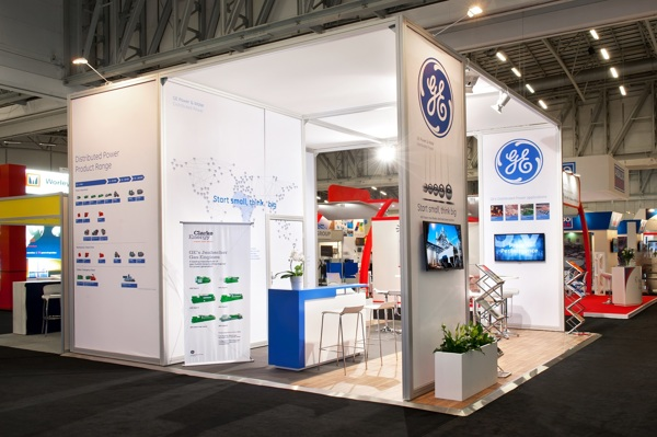 General Electric - by HOTT3D PowerGen Africa 2014
