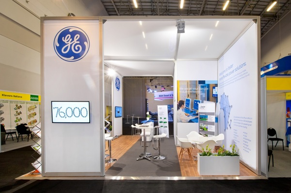 Hott3D General Electric - PowerGen Africa 2014