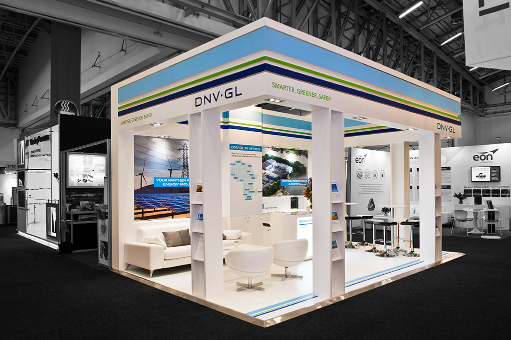Exhibition Stand South Africa : Dnv gl african utility week exhibition of