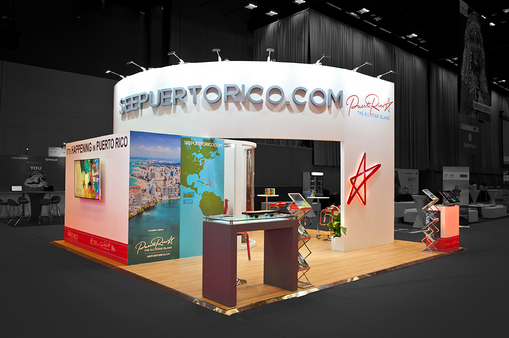 Exhibition Stand Builders Durban : Puerto rico world routes hott d