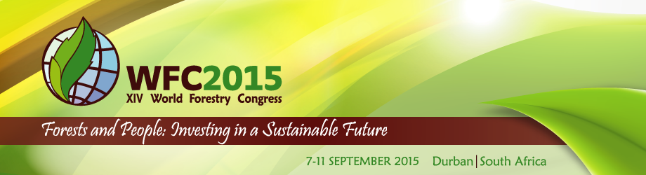 FAO, world forestry congress 2015