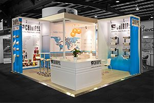 MODULAR SYSTEM EXHIBITIONSTANDS SA