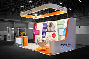 CUSTOM EXHIBITION STANDS SA
