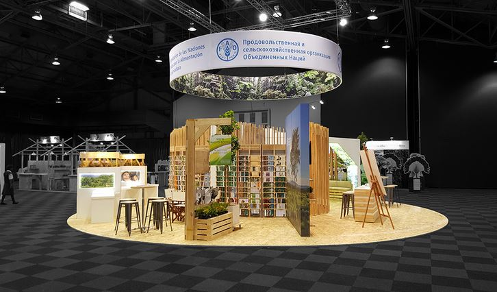 Exhibition Stands Manufacturer & Supplier Cape Town South Africa 3