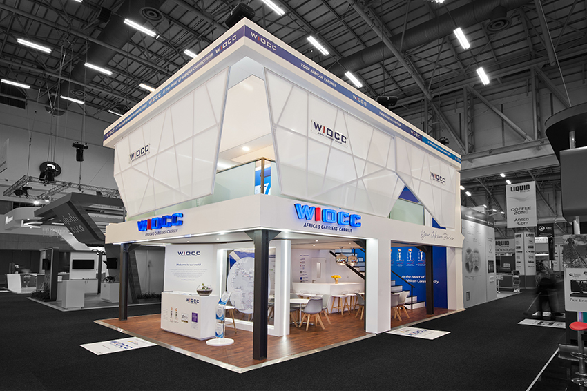 Custom Exhibition Stand 11