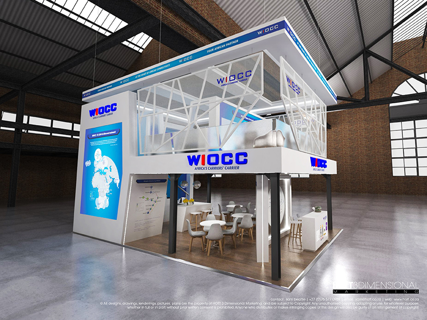 Custom Exhibition Stand3