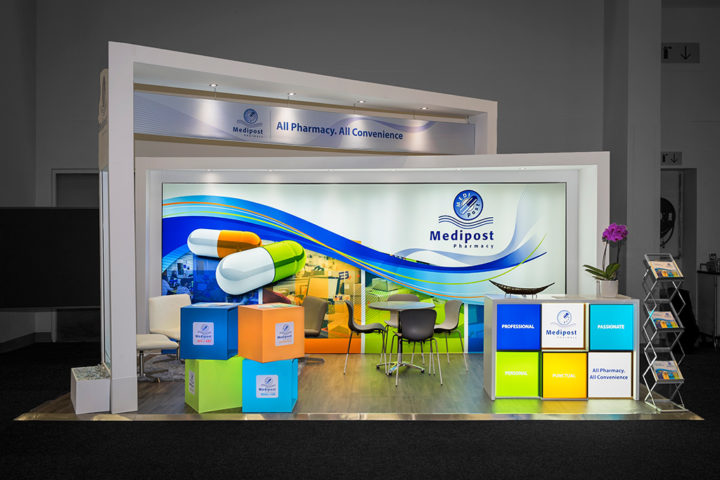 Custom Exhibition Stand Years : Exhibition stands hott d