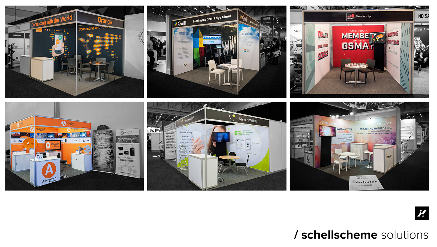 Exhibition Stand Builders Cape Town : Africacom hott d expo specialists