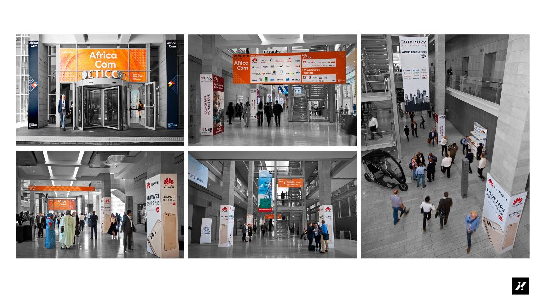 Exhibition Stand Builders Cape Town : Africacom