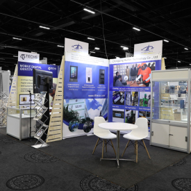 ID4 Africa 2019 – SHLL+ modular system stands
