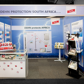 Dehn Protection – AfricaCom 2013