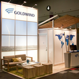 Goldwind – African Utility Week 2011