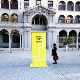 Future Cape Town – Interactive Voting Booth